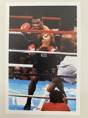 £149.99 • Buy 1986 Mike Tyson Rookie Card A Question Of Sport - Excellent Condition ⭐️