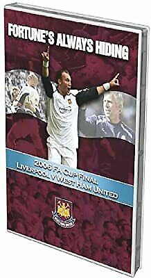 £3.43 • Buy 2006 FA Cup Final West Ham Souvenir Edition [DVD], , Used; Very Good DVD