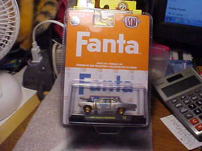 $75 • Buy M2 Fanta CHASE Limited Edition To 250 RAW 1969 Plymouth Road Runner