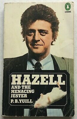 £6.95 • Buy Hazell And The Menacing Jester By P B Yuill (Penguin Crime, 1977) Nr Very Good.