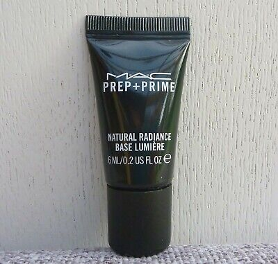 $7.70 • Buy MAC Prep + Prime Natural Radiance Base Lumiere, 6ml, #Radiant Pink, Brand New!
