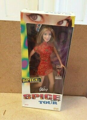 £24.95 • Buy Galoob Spice Girls On Tour Doll Geri Halliwell (Ginger Spice) MIB