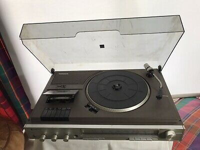£35 • Buy Fidelity Record Player, Cassette Player And Tuner Module 4000