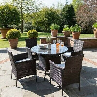 AU100 • Buy Outside Dining Table And Chairs