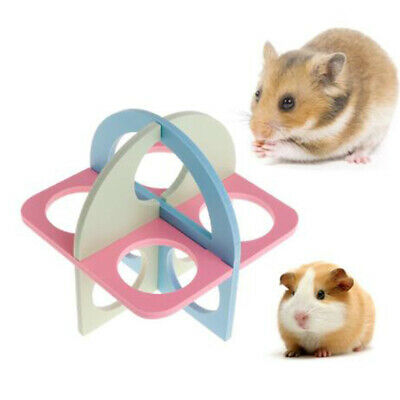 £3.60 • Buy Colorful Hamster Ladder Pet Ladder Toy Activity Squirrel For Small Pets C