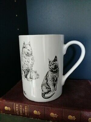 £9.99 • Buy Elgate Cat Design Mugs With Poem For Cat Lovers
