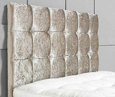 £24.99 • Buy Headboard Turin Fabric 20  OSLO Upholstered Bed - All Sizes & Colours