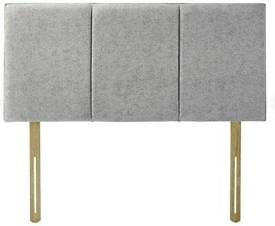 £26.99 • Buy Headboard Turin Fabric 20  OSLO Upholstered Bed - All Sizes & Colours
