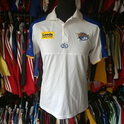 £17.99 • Buy Leeds Rhinos Leisure Polo League Rugby Shirt Isc Jersey Size Adult S