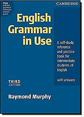 £5.09 • Buy English Grammar In Use With Answers: A Self-study Reference And Practice Book Fo