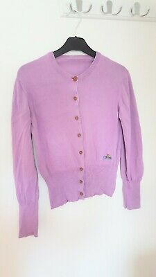 £35.99 • Buy Vivienne Westwood Cardigan In Size Small