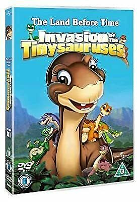 £2.40 • Buy The Land Before Time 11 - Invasion Of The Tiny Sauruses [DVD], , Used; Acceptabl