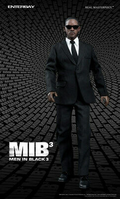 $427.49 • Buy 1/6 Real Masterpiece Collectable Figure / Men In Black 3: Will Smith As Agent J