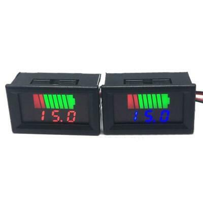 £3.14 • Buy Hot Favorable Car Battery Charge Level Indicator Iron-lithium Battery Voltmeter