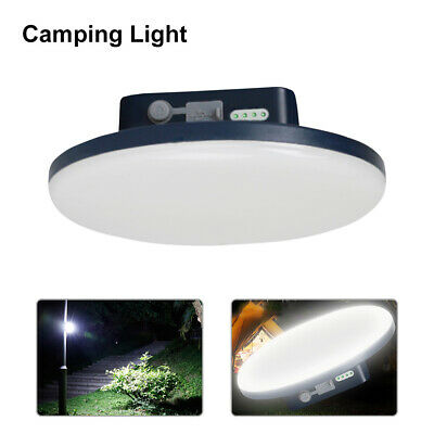 £27.64 • Buy Discoloration Rechargeable LED Outdoor Camping Tent Light USB Hiking Light VT