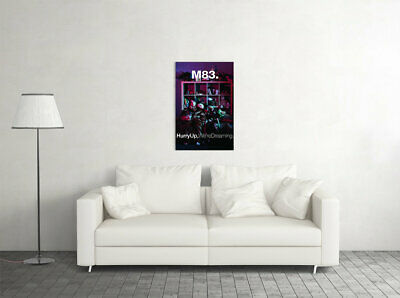$15.99 • Buy M83 Hurry Up, We're Dreaming - Poster - Print - No Frame