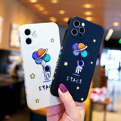 AU11.99 • Buy Shockproof Cute Cartons Silicone Case Cover For IPhone 11 12 Pro Max XS 7 8 Plus
