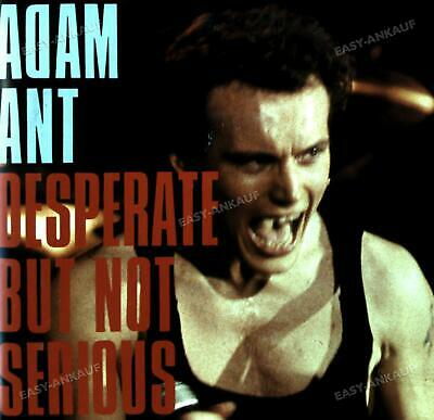 £4.49 • Buy Adam Ant - Desperate But Not Serious 7in 1982 (VG+/VG+) '