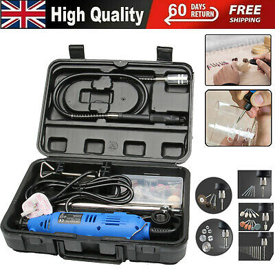 £27.14 • Buy Combitool Rotary Multitool Combi Multi Tool 240v Electric Dremel Compatible+Case