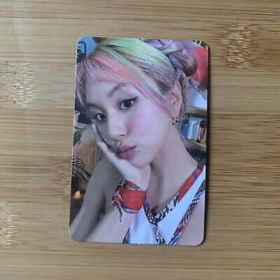 £4.95 • Buy Kpop Twice Official Taste Of Love Photocard Chaeyoung Photocard Alcohol Free