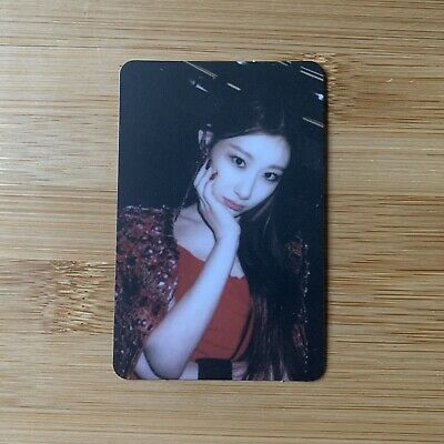 £11.95 • Buy Kpop Itzy Official Guess Who Album Limited In The Morning Chaeryeong Photocard