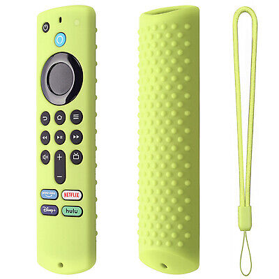 £5.40 • Buy Silicone Remote Case Cover Protective Sleeve For Fire TV 3rd Gen TV Stick Remote