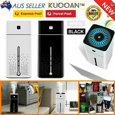 AU15.99 • Buy LED Ultrasonic Aroma Aromatherapy Diffuser Oil Electric Air Humidifier Essential