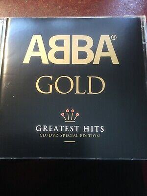£1.25 • Buy Abba  -  Gold Greatest Hits 2010 Cd & Dvd Special Edition