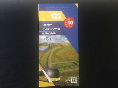 £2 • Buy Go North East AD122 Timetable Leaflet