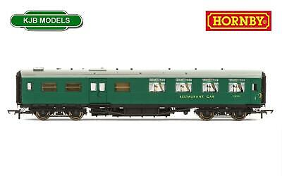 £29.95 • Buy BNIB OO Gauge Hornby R4817A BR Maunsell Kitchen / Dining 1st Coach - RRP 47.99