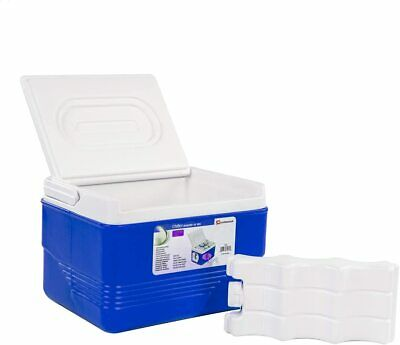 £12.99 • Buy Ice Chest Cooler Box Camping Picnic Insulated Food Container Chiller 6 Litre