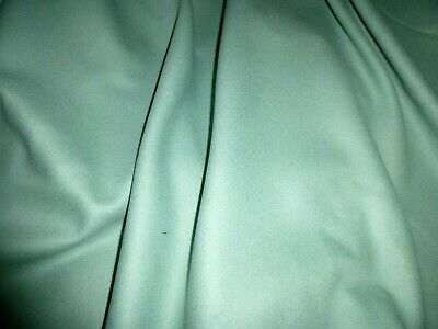 £5.99 • Buy Gorgeous 100% Boiled Wool Fabric Remnant Colour  Mint