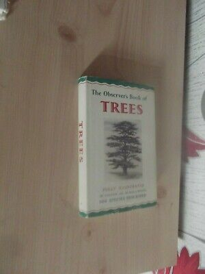 £4.95 • Buy The Observer's Book Of Trees 1968 ( 4 ) W.J.Stokoe - 106 Species