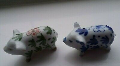 £2.90 • Buy 2 Little Pottery Pigs