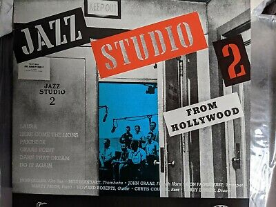 £3.50 • Buy Jazz Studio 2 From Hollywood - UK 1983 LP Jasmine Records. Excellent Condition