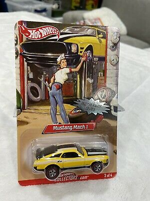 $10.50 • Buy Hot Wheels Rlc Vintage Rare Diecast Limited Mustang Toys Chase M2 Greenlight