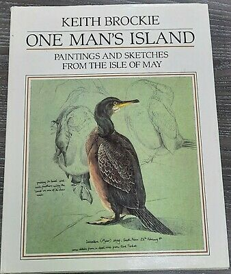£7.90 • Buy One Man's Island: Paintings And Sketches From The ... By Brockie, Keith Hardback