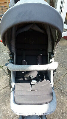 View Details Jane Crosswalk With Carseat, Carrycot & Pushchair • 150£
