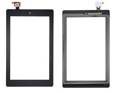 £6.99 • Buy Touch Screen Digitizer For Amazon Kindle Fire HD 7 HD7 2017 SR043KL Glass Lens