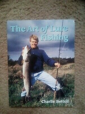 £1.99 • Buy Lure Fishing Book - Techniques, Tackle, Lures, Spinners, Plugs, Spoons, Choosing