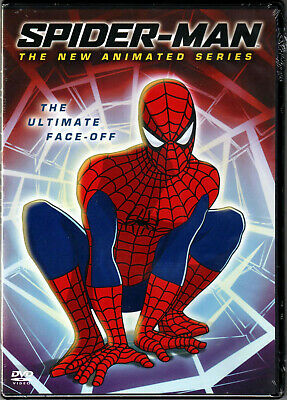 £5.69 • Buy SPIDER-MAN: The NEW ANIMATED Series ULTIMATE FACE-OFF On A DVD Of CARTOON Video!