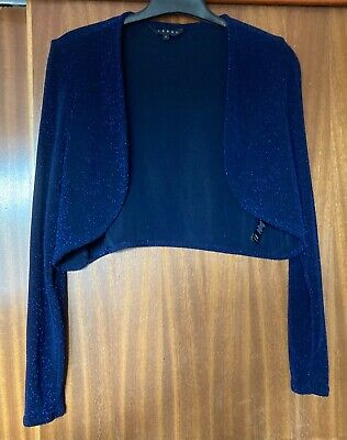 £2 • Buy Gorgeous Shrug From Debut Size 16