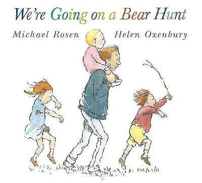 £3.99 • Buy We're Going On A Bear Hunt By Rosen, Michael Paperback Book