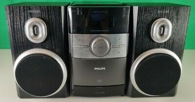 £19.99 • Buy Philips DC146 Micro HiFi Component Shelf Stereo System - CD, FM/AM, Aux, IPod