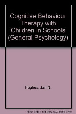 £12.61 • Buy Cognitive Behaviour Therapy With Children In Schools (General Psychology S.),J