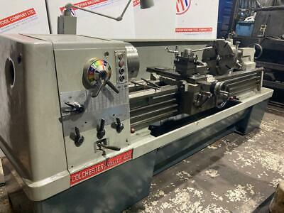 £7140 • Buy Colchester Mascot 1600 Gap Bed Lathe ( VAT @ 20% Is Included In The Price )