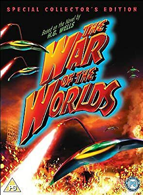£2.40 • Buy The War Of The Worlds (Special Edition) (1953) [DVD], , Used; Good DVD