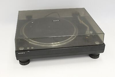 £17 • Buy SONY PS-LX300H Belt Drive Stereo Turntable System - Black - R31