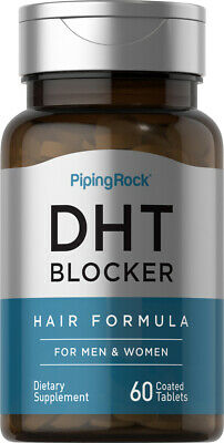 AU38.95 • Buy DHT Blocker For Men And Women  60 Tablets Hair Growth Crazy Special