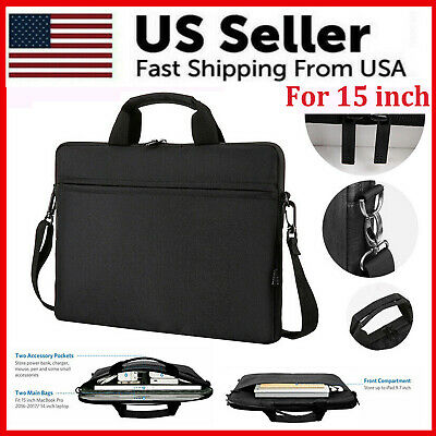 $16.95 • Buy 15  Laptop Sleeve Carry Bag Pouch Computer Case For Macbook Air/Pro/Retina Dell